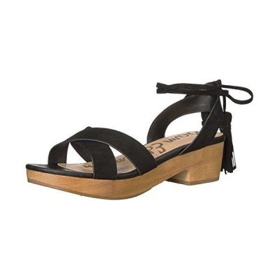 レディース 靴 サンダル Sam Edelman Women's Jenna Black 10 M US
