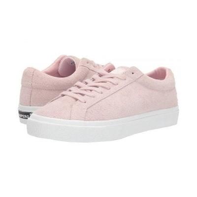 Superga スペルガ レディース 女性用 シューズ 靴 スニーカー 運動靴 2899 Hairysuew - Pink Candy
