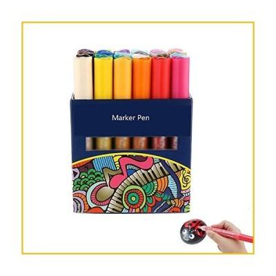 【☆送料無料☆新品・未使用品☆】LoveIyPet Paint Pens, 24 Colors Painter Water Based Dye Ink Art Marker for School Painting S
