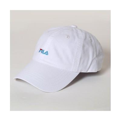【ラヂオエヴァ】 FILA BASIC CAP EVANGELION LIMITED ユニセックス ホワイト FREE RADIO EVA