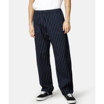 パンツ Pants Loose Surfer Navy Stripe