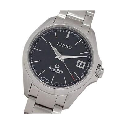 グランドセイコー 時計 GS 9S65-00F0 SBGR067 メカニカル 自動巻き AT デイト メンズ 裏スケ 磨き済み