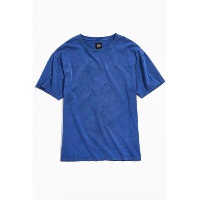 ビーディージー BDG メンズ Tシャツ トップス Vintage Wash Tee Blue