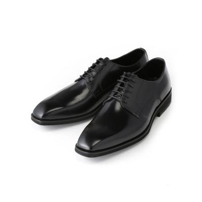 [靴]フーム プリュス プレーントゥ 9495ACJ ブラック 25.5cm