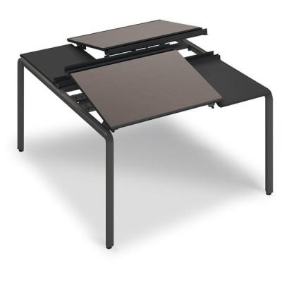 コクヨ品番 DUP-TD1214-E6AMG52 テーブル UPTIS 両面トレータイプ 基本 W1225xD1400xH835 アプティス