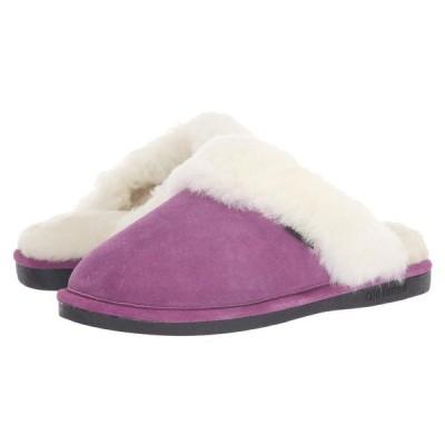 オールドフレンド Old Friend レディース スリッパ シューズ・靴 Scuff Purple