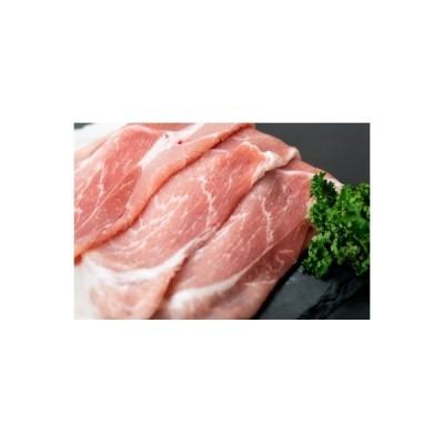 ふるさと納税 肝付町 鹿児島県産豚モモ・豚ウデスライス16パックセット〈約4.8kg〉