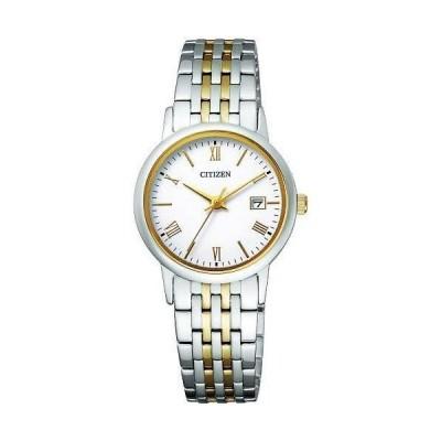 [シチズン]CITIZEN 腕時計 Citizen Collection シチズン コレクション Eco-Drive エコ・ドライブ ペアモデル EW1584-59C レディース