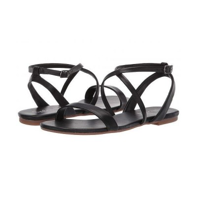 Splendid スプレンデッド レディース 女性用 シューズ 靴 サンダル Susannah - Black Leather
