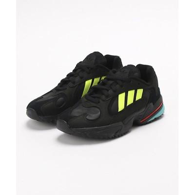 <adidas Originals (Men)/アディダス オリジナルス> スニーカー YUNG-1 TRA core black【三越伊勢丹/公式】