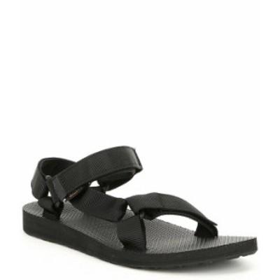 テバ レディース サンダル シューズ Women's Original Universal Waterproof Sandals Black