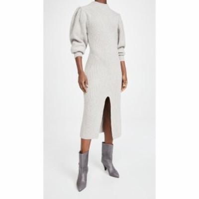 イザベル マラン Isabel Marant レディース ワンピース ワンピース・ドレス Perrine Cashmere Dress Light Grey