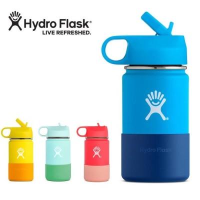 Hydro Flask ハイドロフラスク 12oz Wide Mouth KIDS HYDRATION (354ml) 5089081 【水筒/ウォーターボトル/アウトドア/保温/保冷】