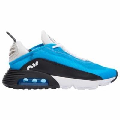 (取寄)ナイキ スニーカー メンズ シューズ エアマックス 2090 Nike Men's Shoes Air Max 2090 Laser Blue White Black 送料無料
