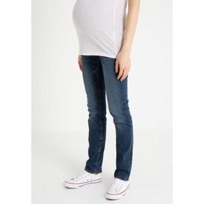 ノッピイーズ デニムパンツ レディース ボトムス REGULAR BEAU AUTHENTIC  - Straight leg jeans - authentic blue