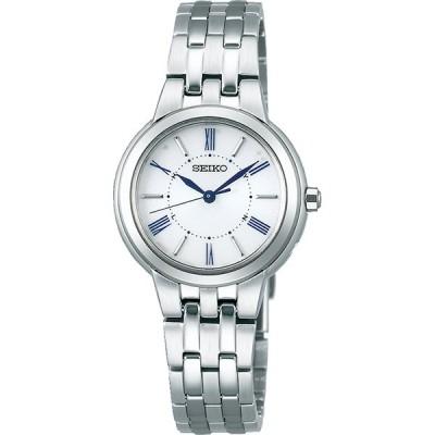 SEIKO SELECTION セイコー電波 ソーラー腕時計 セイコーセレクションレディスSSDY031