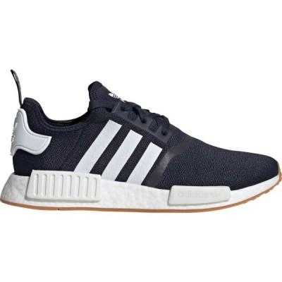 アディダス adidas メンズ シューズ・靴 Originals NMD_R1 Shoes Navy/White/Gum