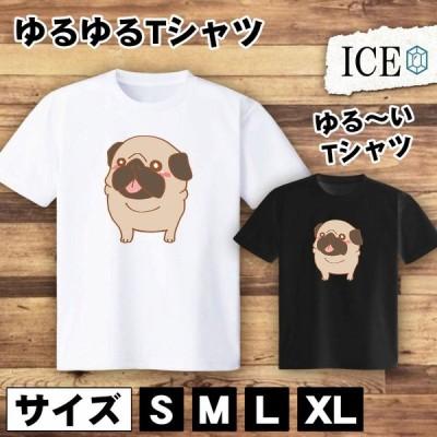 Tシャツ 犬 メンズ レディース かわいい 綿100% イヌ いぬ 立つ  大きいサイズ 半袖 xl おもしろ 黒 白 青 ベージュ カーキ ネイビー 紫 カッコイイ 面白い ゆる