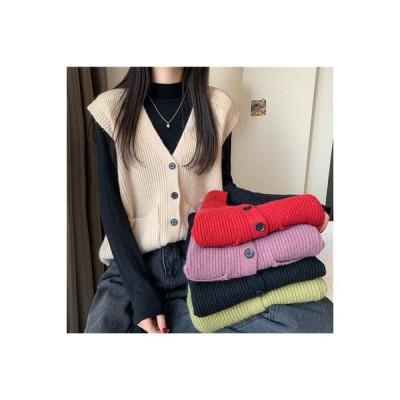 【送料無料】ネット 赤いスーツ 女 冬 掛ける と ショー 縦 ニットカーディガン | 364331_A64579-9269446