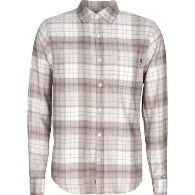 ハーレー Hurley メンズ シャツ ネルシャツ トップス Portland Flannel Long Sleeve Shirt Sail