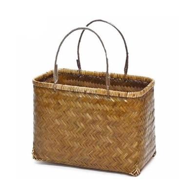 型番456(M?456) 竹かご 市場かご 一閑張り材料 買い物かごバッグ かごのお店ラッセル