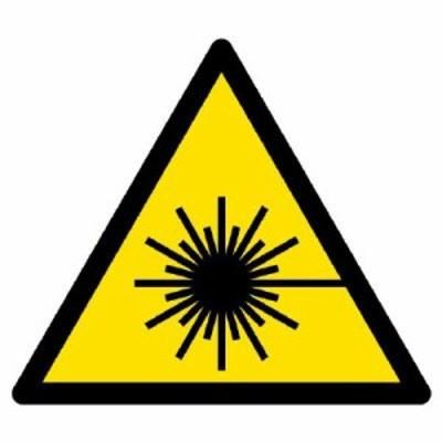 UNIT ユニット レーザ標識 817-26 レーザマーク・1辺100三角