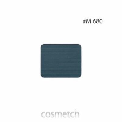【1点までメール便選択可】 シュウウエムラ・プレスド アイシャドー M #680 ブルー レフィル (アイシャドウ) 【国内正規品】 売り尽く