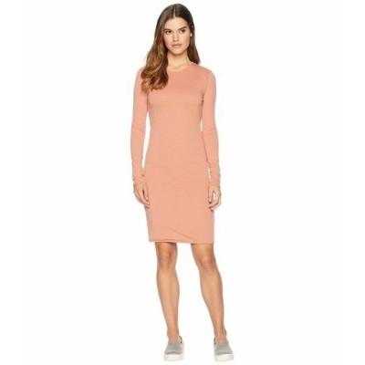 【当日出荷】 ハーレー レディース Dri-FIT Long Sleeve Dress Terra Blush 【サイズ S】