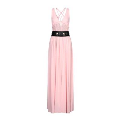 シルビアンヒーチ SILVIAN HEACH ロングワンピース&ドレス ピンク S ナイロン 95% / ポリウレタン 5% ロングワンピース&ドレス