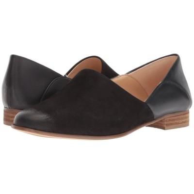 クラークス Clarks レディース ローファー・オックスフォード シューズ・靴 Pure Tone Black Combination