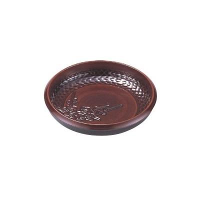 菓子皿 7寸枝梅鉢栃 高さ40mm×直径:208/業務用/新品
