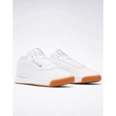 リーボック レディース スニーカー シューズ Reebok Princess sneakers in white White