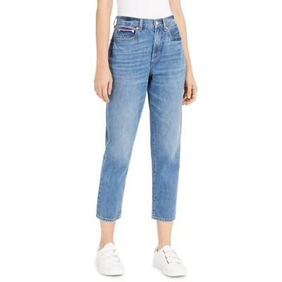 トミーヒルフィガー デニムパンツ ボトムス レディース 90's Straight Leg Jeans Springfiel