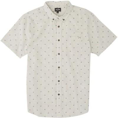 ビラボン メンズ シャツ トップス All Day Jacquard Shirt
