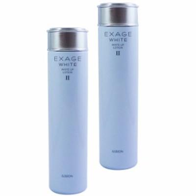 【2個セット】 ALBION エクサージュホワイト ホワイトアップ ローション II 200ml ×2セット(オイリーノーマルスキン用) EXAGE 化粧水