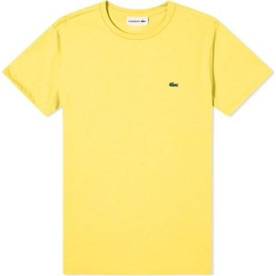ラコステ Lacoste メンズ Tシャツ トップス classic fit tee Wasp