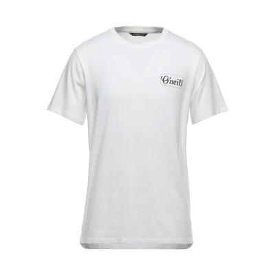 オニール O'NEILL T シャツ ホワイト S オーガニックコットン 100% T シャツ