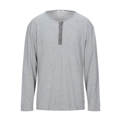 OFFICINA 36 T シャツ ライトグレー XXL コットン 100% T シャツ