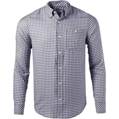 マウンテンカーキス メンズ シャツ トップス Mountain Khakis Men's Passport EC LS Shirt