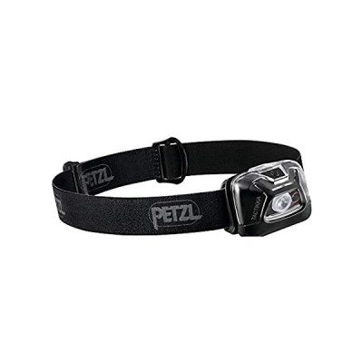 PETZL, TACTIKKA Stealth Headlamp with 300 Lumens for Fishing and Hunting, B