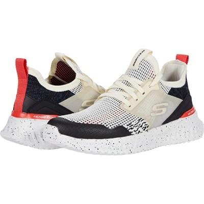 スケッチャーズ Matera 2.0 メンズ スニーカー 靴 シューズ White/Black