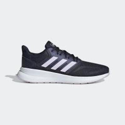 adidas(アディダス)(セール)adidas(アディダス)ランニング レディースジョギングシューズ FALCONRUNW DBG98 EG8626 レディース レジェンドインク/パープルティント/フットウェアホワイト