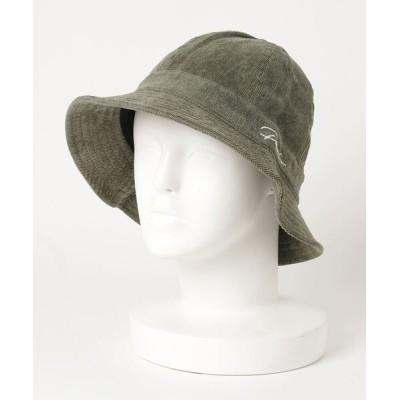VIBGYOR / 【Holiday A.M/ホリデーエーエム】PARISコーデュロイメトロハット WOMEN 帽子 > ハット