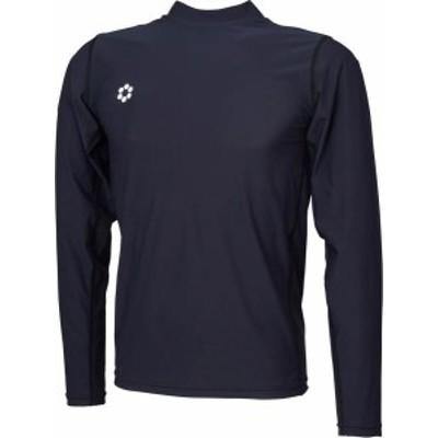 スフィーダ イミオ フットサル BP コンプレッションベースレイヤーシャツ L/S 19FW BLACK ケームシャツ・パンツ(sa21825-black)