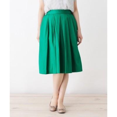 ◆タックフレアスカート