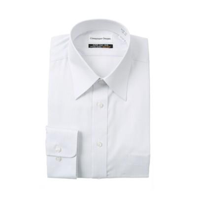 レギュラーカラースタンダードワイシャツ【トール】【日本製生地使用】