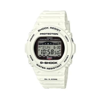 CASIO / G-LIDE(Gライド) / 電波ソーラー&タイドグラフ / GWX-5700CS-7JF / Gショック MEN 時計 > 腕時計