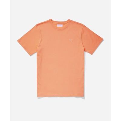 サタデーズ ニューヨークシティ/EMB SLASH/オレンジ/XL
