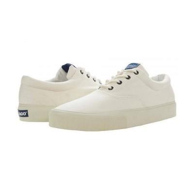 Sebago セバゴ レディース 女性用 シューズ 靴 スニーカー 運動靴 John - Ecru 1