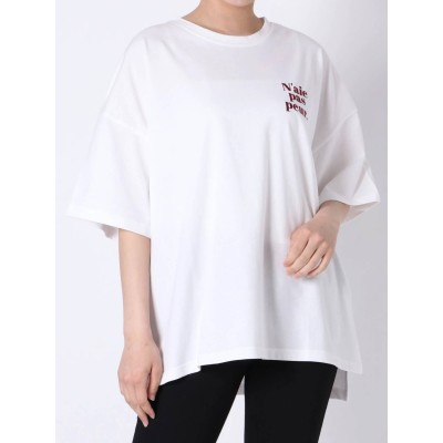 【公式】OUTLET LIMITED ITEM(アウトレット)MURUA_ビッグロゴTシャツ